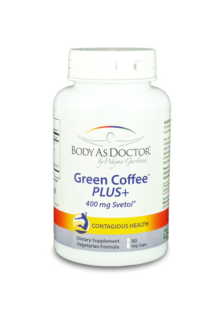 Image: Green Coffee PLUS+