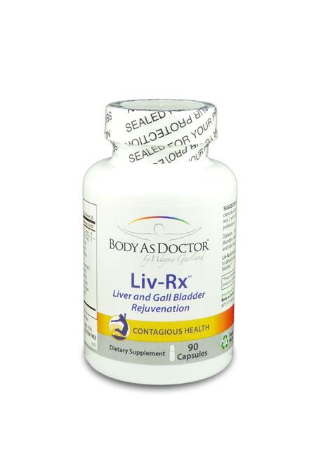 Image:  Liv-RX Liver Cleansing formula
